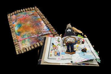 """Il percorso ludo-didattico de """"Il Grande Libro Artistico"""" diventa una mostra"""