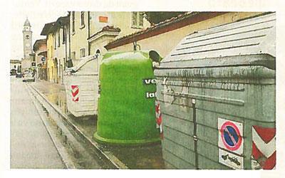 """Rifiuti, l'obiettivo """"è eliminare tutti i cassonetti""""- Giornale di Brescia"""