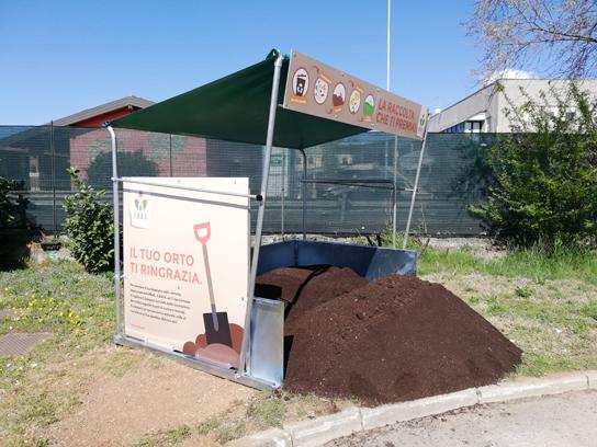 Con C.B.B.O. la raccolta ti premia con il Compost gratuito e il tuo orto ti ringrazia!