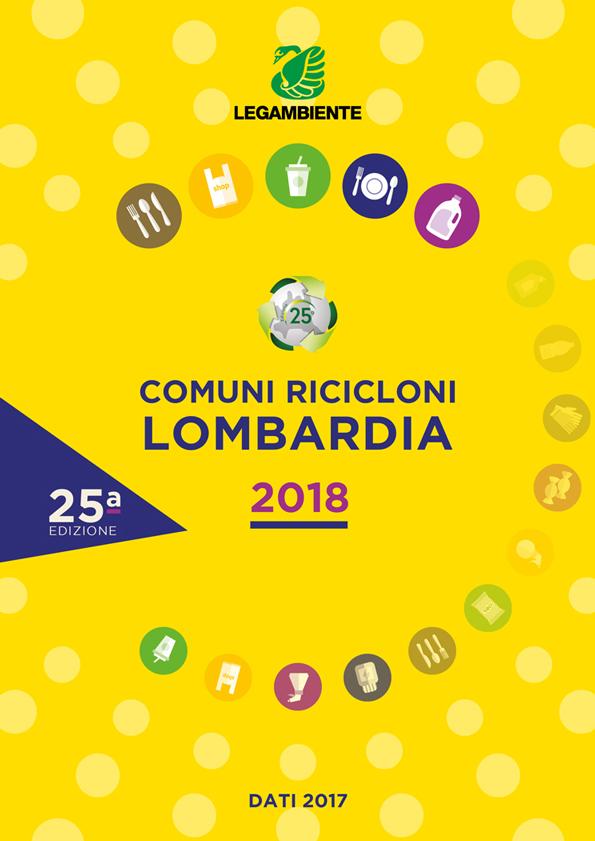 I Comuni Soci di C.B.B.O. esempio di eccellenza secondo Legambiente Lombardia e Acquafredda sale al top deI Comuni Ricicloni 2018!