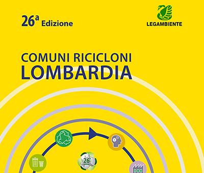 Premio Legambiente: i comuni di C.B.B.O. ancora tra i più virtuosi!