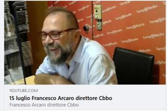 Il Direttore di C.B.B.O. in diretta a Temporadio